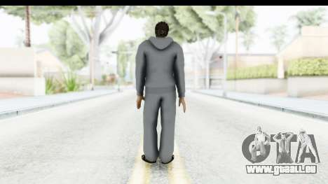 Yakuza 5 Kazuma Kiryu Home pour GTA San Andreas troisième écran