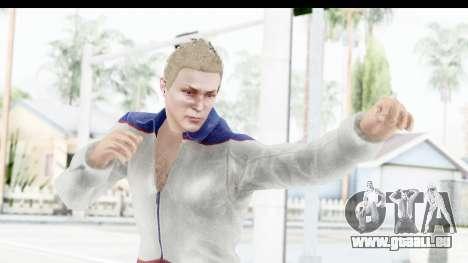GTA 5 DLC Cunning Stuns Male Skin pour GTA San Andreas
