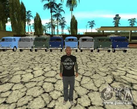 Eraz 762 Armenian für GTA San Andreas Unteransicht