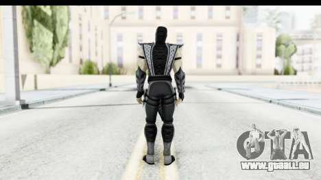 Mortal Kombat vs DC Universe - Smoke für GTA San Andreas dritten Screenshot