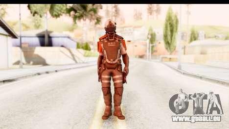 Homefront The Revolution - KPA v2 Original pour GTA San Andreas deuxième écran