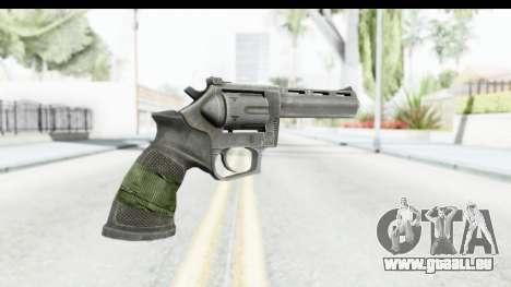 Manurhin MR96 pour GTA San Andreas deuxième écran