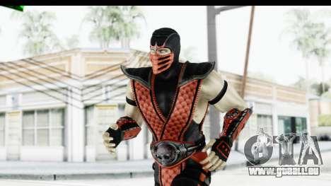 Mortal Kombat vs DC Universe - Ermac pour GTA San Andreas