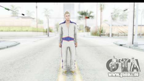 GTA 5 DLC Cunning Stuns Male Skin pour GTA San Andreas deuxième écran