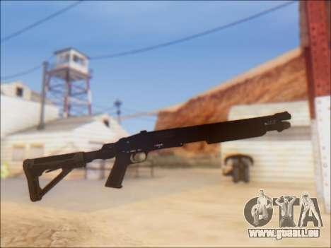 GTA V Shrewsbury Pump Shotgun pour GTA San Andreas