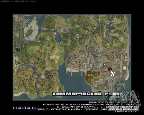 Farbe der garage für GTA San Andreas fünften Screenshot