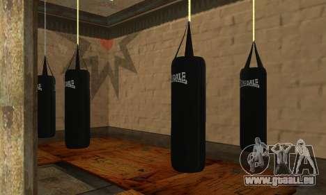 LonsDale Boxsack für GTA San Andreas