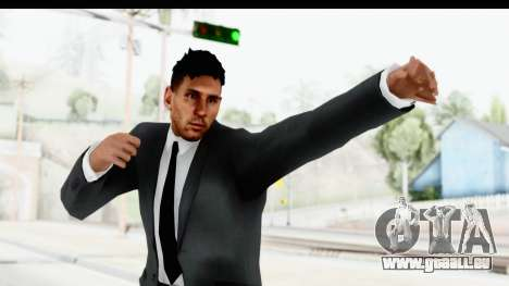 Messi Formal v2 pour GTA San Andreas