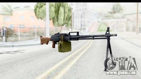 PKM pour GTA San Andreas deuxième écran