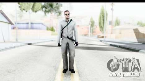 CS:GO The Professional v1 pour GTA San Andreas deuxième écran