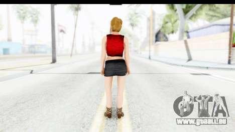 Lola Del Rio pour GTA San Andreas troisième écran