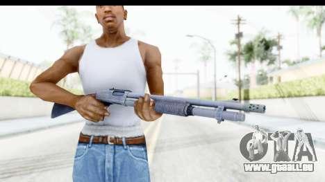 Remington 870 Tactical pour GTA San Andreas troisième écran