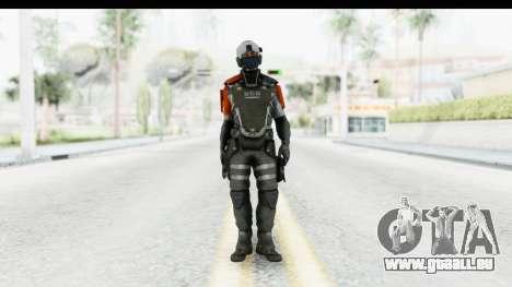 Homefront The Revolution - KPA v4 Original für GTA San Andreas zweiten Screenshot