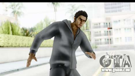 Yakuza 5 Kazuma Kiryu Home pour GTA San Andreas