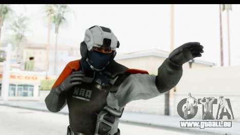 Homefront The Revolution - KPA v4 Original für GTA San Andreas