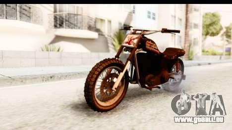 GTA 5 Western Cliffhanger Custom v1 pour GTA San Andreas