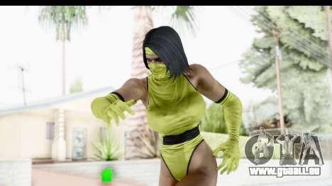 Tanya MK2 pour GTA San Andreas