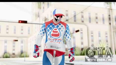 GTA 5 Online Cunning Stunts Skin 2 für GTA San Andreas