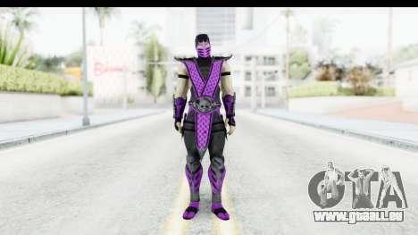Mortal Kombat vs DC Universe - Rain für GTA San Andreas zweiten Screenshot