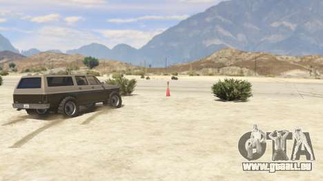GTA 5 Off-roading Rancher sechster Screenshot
