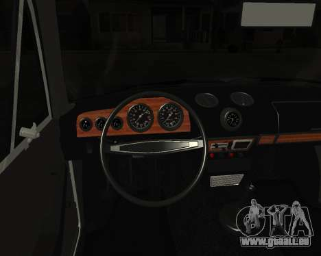 VAZ 2106 Armenischen für GTA San Andreas rechten Ansicht