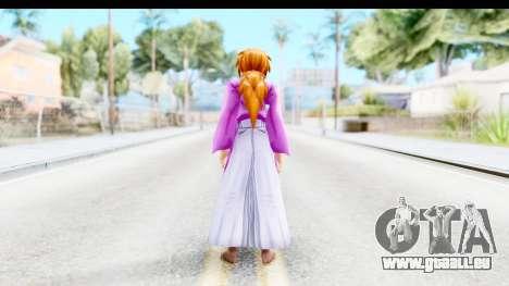 Kenshin v4 pour GTA San Andreas troisième écran