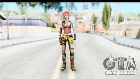 Borderland - Lilith für GTA San Andreas zweiten Screenshot