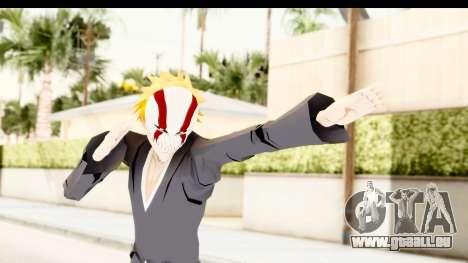 Bleach - Ichigo v3 pour GTA San Andreas