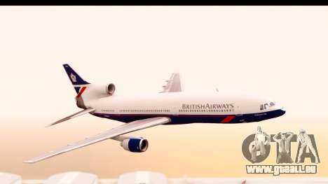Lockheed L-1011-100 TriStar British Airways für GTA San Andreas