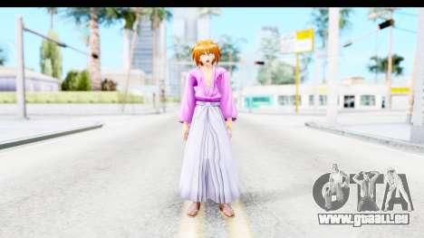 Kenshin v4 pour GTA San Andreas deuxième écran