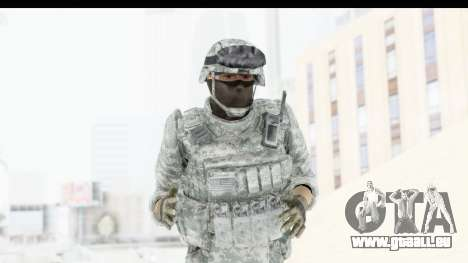 Global Warfare USA pour GTA San Andreas