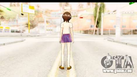 Bleach - Rukia v3 pour GTA San Andreas troisième écran