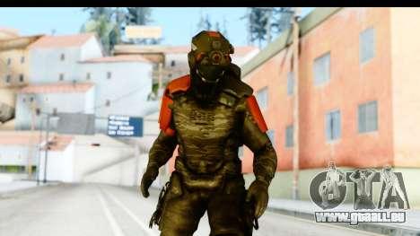 Homefront The Revolution - KPA v1 Camo pour GTA San Andreas