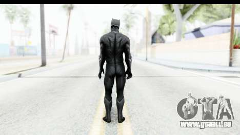 Marvel Heroes - Black Phanter (Civil War) für GTA San Andreas dritten Screenshot