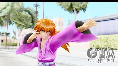 Kenshin v3 pour GTA San Andreas