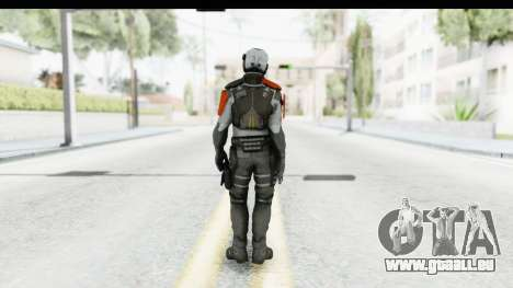 Homefront The Revolution - KPA v4 Original für GTA San Andreas dritten Screenshot