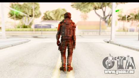 Homefront The Revolution - KPA v2 Camo für GTA San Andreas dritten Screenshot