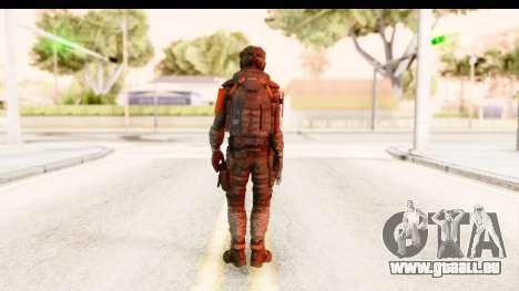 Homefront The Revolution - KPA v2 Camo für GTA San Andreas dritten Screenshot