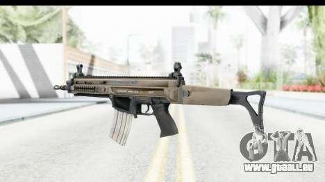 CZ-805 für GTA San Andreas zweiten Screenshot