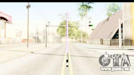 Sword Art Online II - Kiritos Saber für GTA San Andreas zweiten Screenshot