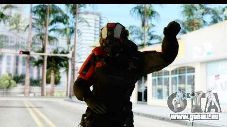 Homefront The Revolution - KPA v1 Black für GTA San Andreas