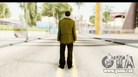 Mafia 3 - Lincoln Clay für GTA San Andreas dritten Screenshot