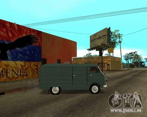 Eraz 762 Armenian für GTA San Andreas Innenansicht