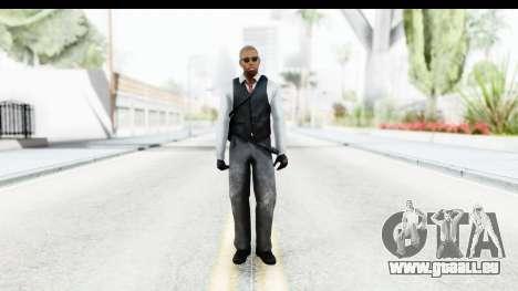 CS:GO The Professional v3 pour GTA San Andreas deuxième écran