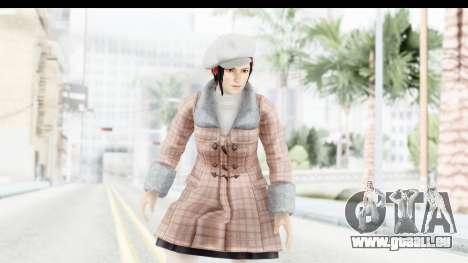 DoA 5 - Mila Casual für GTA San Andreas