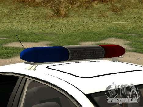 Volkswagen Passat ДПС pour GTA San Andreas vue de droite