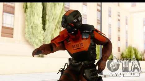 Homefront The Revolution - KPA v5 Red für GTA San Andreas