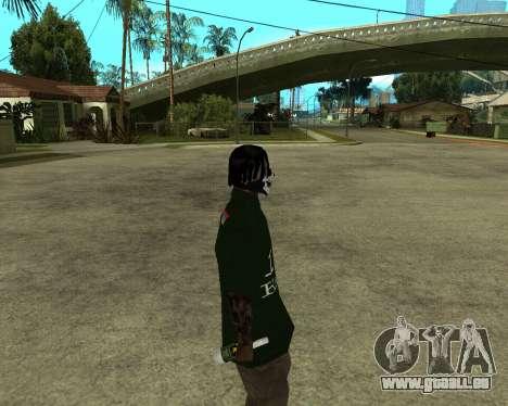 Armenian Skin für GTA San Andreas her Screenshot