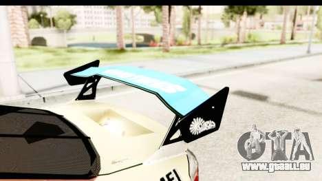 D1GP Nissan Silvia RC926 Toyo Tires für GTA San Andreas Seitenansicht