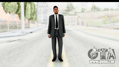 Messi Formal v2 für GTA San Andreas zweiten Screenshot